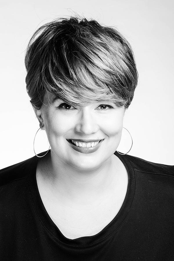 Audrey Fleeman Rutherford knoxville hair stylist
