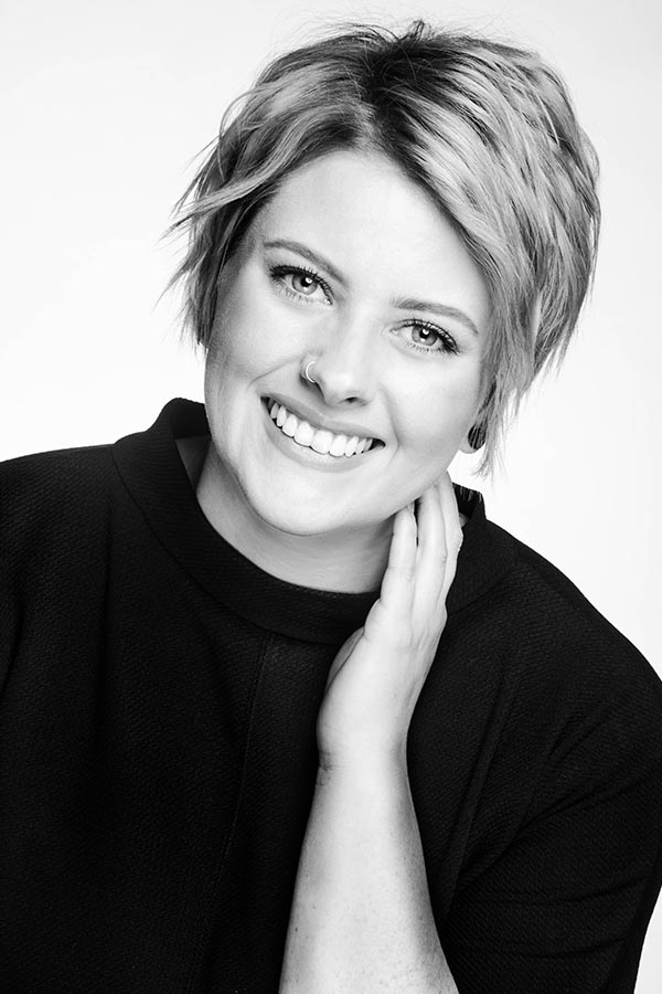 Maddie Davis Enos knoxville hair stylist