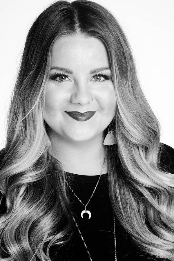Tara Bruce knoxville hair stylist